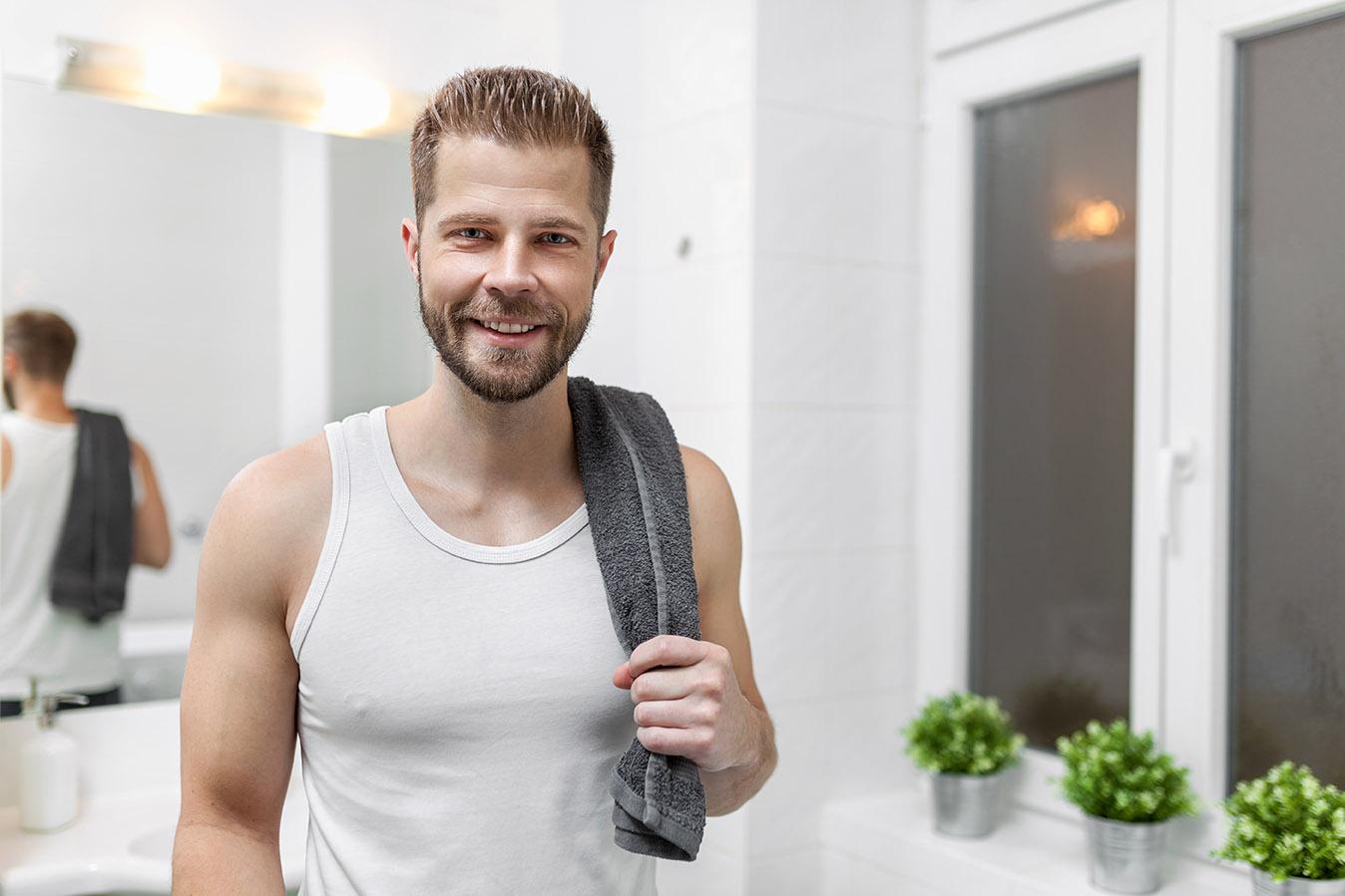 Bad og Prosjekt AS - Strømsparing på badet