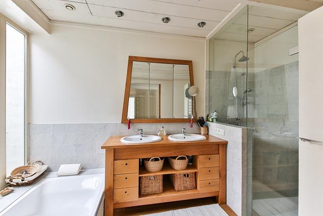 Bad og Prosjekt - Oppussing av badet - Miljøvvenlig bad