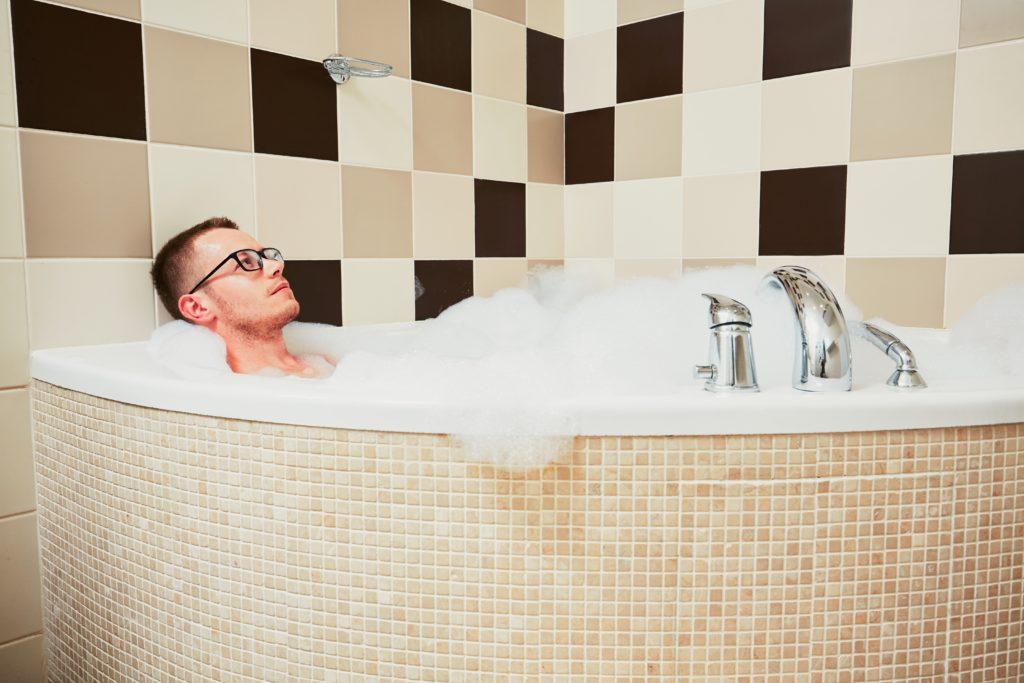 Bad og Prosjekt - Bad eller dusj på badet