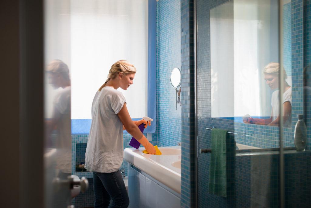 Bad og Prosjekt AS | Vårrengjøring av badet